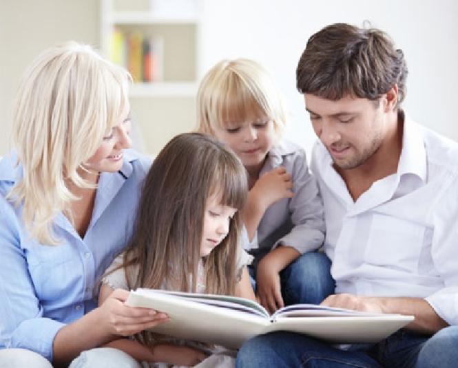 Image result for родители занимаются с детьми